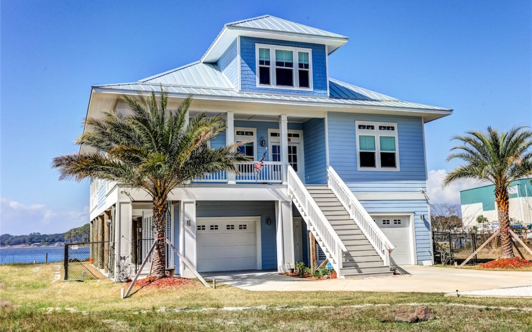 Custom Piling Home, Perdido Key